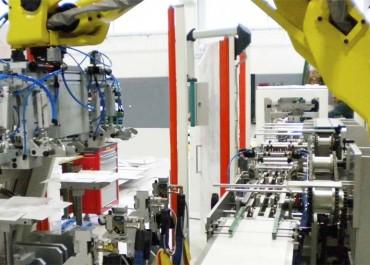 Isole robotizzate di confezionamento Systempack
