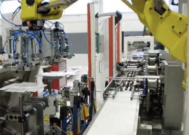 Isole robotizzate di confezionamento